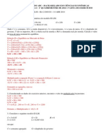 Lista de BH1132 Macroeconomia I (Resolvida)