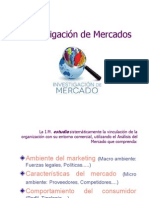 Investigación de Mercados (1)