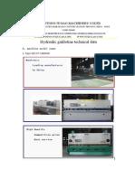 QC11Y-16X6000 Hydraulic Shearing Machine T10 NC Control[1]
