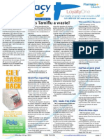 Pharmacy Daily for Mon 14 Apr 2014 - NSAIDs study questioned, Is Tamiflu a waste?, Analgesics and food, Cyclone Ita assistance and much more