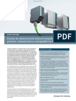 6zb5341-0aq04-0aa1 PDF Brochure Sitop-ups1600 Es