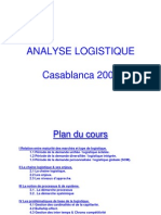Cours Analyse Logistique