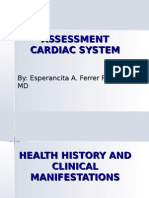Assessment Cardiac System