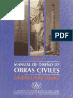 Manual Sismo CFE 1993