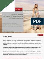Apresentação_APIMEC_2013