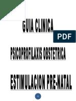Guia de Psicoprofilaxis Obstetrica