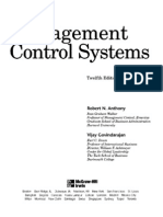 nypro inc case study management control system