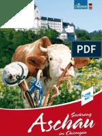 Imageprospekt Aschau Im Chiemgau