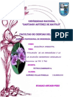 INFORME DE LABORATORIO Nº 5 BIOQUIMICA