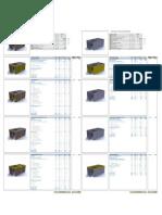Analisi de Precios Unitarios y Comparativo - Liteblock