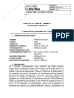 Carta Descriptiva Clinica