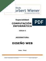 Manual Diseño Web
