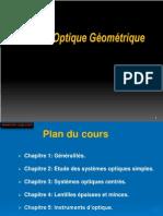 Chapitre 1 Généralités.