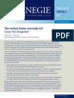 U.S.–India 3.0