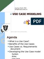 UML Use Case Modeling