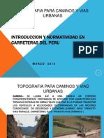 Introduccion Topografia Para Caminos