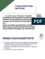 Kualitatif Dan Kuantitatif