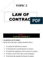 Full Note Contract 2011