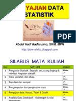 Penyajian Data Statistik.ppt