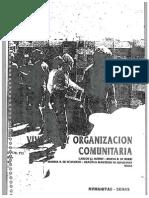 AA.vv_vivienda y Organizacion Comunitaria