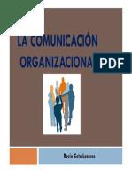 La Comunicacic3b3n Organizacional A