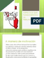 Aspectos Que Fundamentan La Peruanidad (2)
