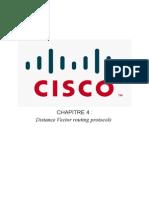 Cisco CCNA2 Chapitre 4 Distance Vector Routing Protocols