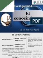 2.-okk SESION-EL CONOCIMIENTO Y EL MÉTODO CIENTIFICO