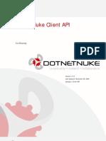 DotNetNuke Client API