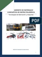 57994311 Procesamiento Materiales Compuestos Matriz Polimerica