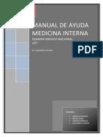 Manual de Medicina Interna UFT (Dr. Guillermo Guevara, 2009)