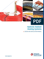 hydronic design and installation manual