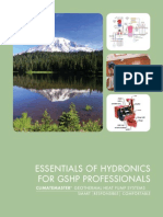 essentials of hydronics