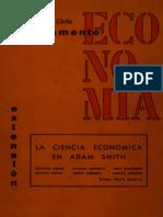 La ciencia económica en Adam Smith