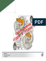 7 Caja de Cambios VT2514B
