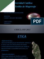 Etica ..Javier