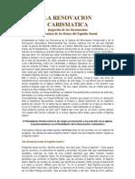 Carismatismo - negación de los sacramentos y caricatura de los dones del Espíritu Santo.pdf