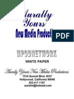 MPODNETWORK WHITEPAPER - 2015