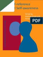 [Andrew Brook, Richard C. Devidi] Self-Reference and Self Awarness