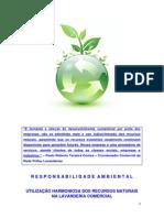 Projeto Prillav de Sustentabilidade