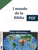 Ppt_El Mundo de La Biblia