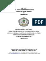 ProposalPelatihanBahasaInggris2010
