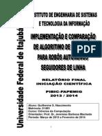 Relatorio Final Guilherme