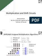 Multiplicatio Circuits