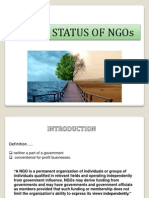 Global Status of NGOs