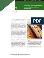 Accenture Compartir Conocimiento Para Mejorar a Las Capacidades Comerciales