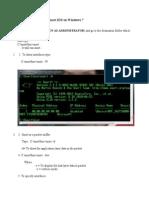 12412_Install and Configure Snort IDS on Windows 7 (1)