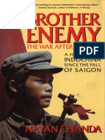 Brother Enemy - The War After the War, Nayan Chanda, 1986