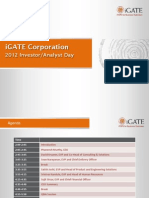 iGATE Investors Analysts Day