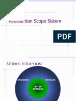 Analisa Dan Perancangan Sistem II